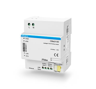 CMe 3100 - Gateway M-Bus
