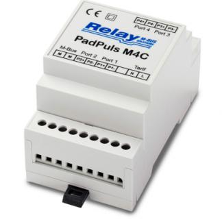 PadPuls M4C - Conversor de pulsos