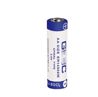 Bateria 3.6 V Tipo AA 2200 mAh