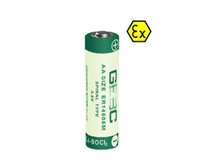 Bateria ATEX 3.6 V Tipo AA 2200 mAh