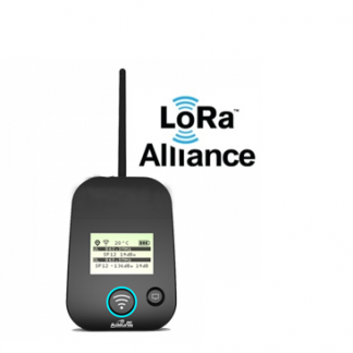 Test Device Adeunis LoraWan