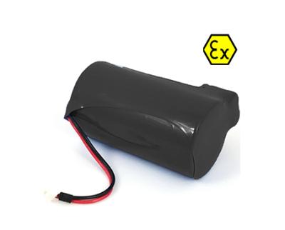 Batería ATEX 3.6 V D tipo 17000 mAh