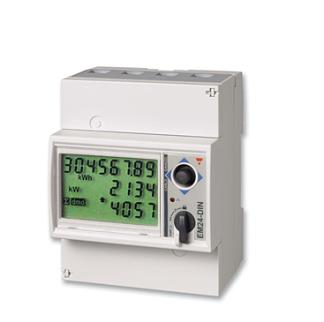 EM24 analizador de energía trifásico (conexión mediante CT)