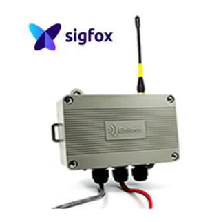 Modbus RS232 Enless Sigfox