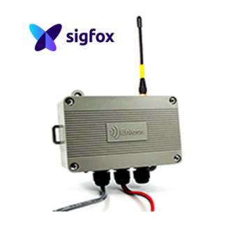 Modbus RS485 Enless Sigfox