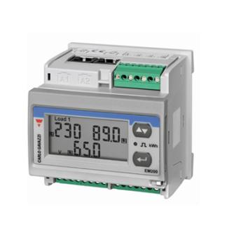 EM270 2 analizadores trifásicos o 6 monofásicos