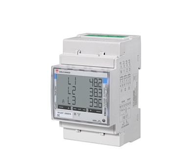 EM330 medidor de energía trifásica