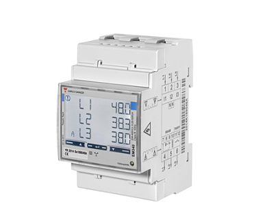 EM340 analizador de energía trifásico (conexión directa)