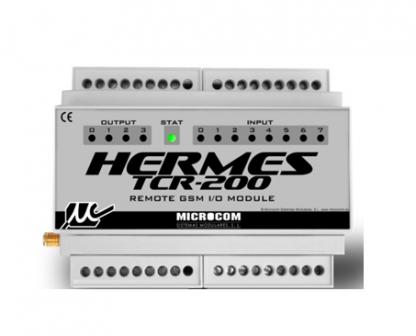 Hermes TCR200 - Telecontrol y datalogger GSM/GPRS