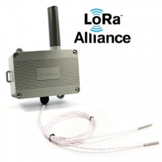 Sensor Temperatura 2 Contactos Enless LoraWan