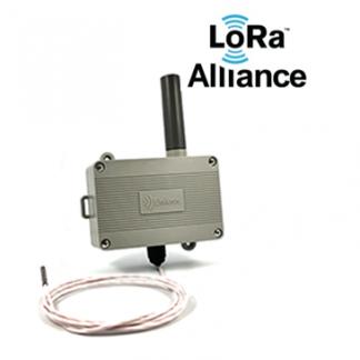 El Sensor Temperatura Contacto Enless LoraWan es un equipo con sensor de temperatura de contacto para exterior que dispone de comunicación Lora / LoraWan